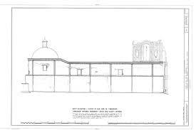 mission san jose floor plan file san jose de tumacacori mission ruins tubac santa cruz