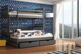 Bunk Beds Liverpool Sleeper Bunk Bed Mattresses And Storage Tom Grey Fursale