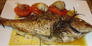 cuisine tunisienne poisson mosli hout rôti de poisson مصلي حوت plus la vie