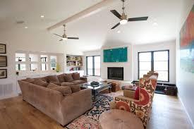 living room ceiling fan living room lovely 3 blades ceiling fans kitchen natural heart
