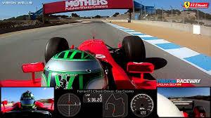 formula mazda engine guy cosmo 2003 ferrari formula 1 f1 cliente guest drive at
