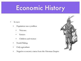 Economy Of Ottoman Empire Turkey S Economic History