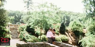 Rock Quarry Garden Greenville Sc Anniversary Session At The Rock Quarry Garden