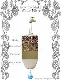 diy amazing diy water filters home interior design simple