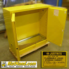 Yellow Flammable Storage Cabinet Catchy Yellow Flammable Storage Cabinet Justrite 40gallon