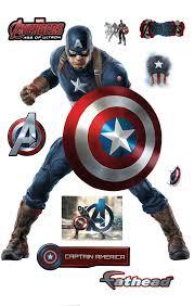 Captain America Decor Image Aou Wall Decor 04 Png Marvel Cinematic Universe Wiki