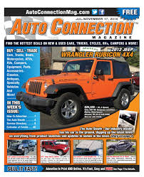 11 17 16 Auto Connection Magazine By Auto Connection Magazine Issuu