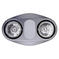 Bathroom Heat Light Fan Excellent Bathroom Heat Light Crex2 Silver 25134 Home Ideas