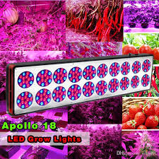 apollo power and light apollo 18 270 3wled grow light 800w full spectrum high power last