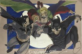 Batman Green Lantern Meme - phoenix commission batman greenlantern wildcat by brohawk comic