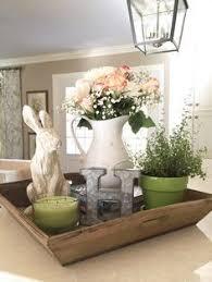 kitchen island centerpieces love this kitchen island vignette perfect for spring or summer