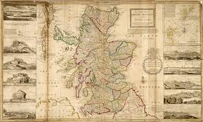Map Scotland Map Of Scotland The National Archives