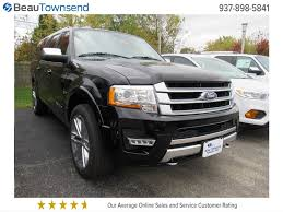 ford platinum 2017 ford expedition el platinum sport utility in vandalia