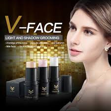 3pcs brightening illuminator makeup cosmetics bronzer a