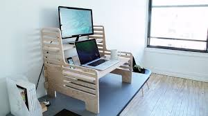 Kickstarter Gaming Desk Sitting All Day May Be Killing You Are Standing Desks The