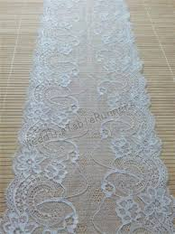 ivory lace table runner ivory wedding table runner lace runner wedding runners lace table