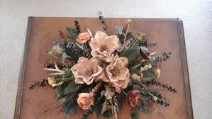 Flower Dining Table Floral Arrangement Magnolia Centerpiece Coffee Sofa Dining