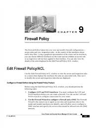 template firewall policy template