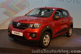 kwid renault 2015 renault kwid diesel variant ruled out