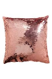 Hm Home Decor by Fodera Cuscino Con Paillettes Sequins Rose And Bedrooms