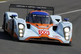 gulf racing man amasses ridiculously awesome gulf oil liveried racing car