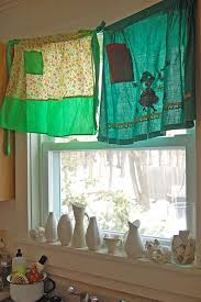 window treatments kitchen best 25 vintage kitchen curtains ideas on pinterest blue