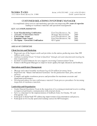Production Resume Samples by Segro Resume Samples Sample Warehouse Specialist Resume Resume