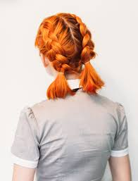 double dutch pigtails for short hair a beautiful mess bloglovin u0027