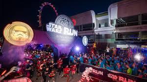 star wars light side half marathon postponed star wars run singapore 2018 race review revenge of the fifth