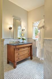 hanging bathroom vanity bathroom contemporary with none