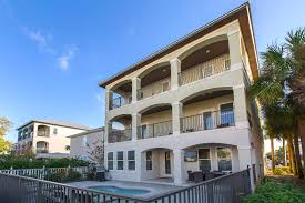 Beach Houses U0026 Townhome Rentals Panama City Beach Fl Destin 9 Bedroom Home Rentals Ocean Reef Resorts