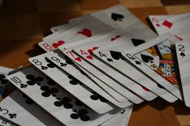 cards on the table playing cards free stock photographs and more for your blogs