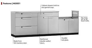 Barbecue Cabinets Outside Cabinets Kitchen Outdoor Cooktops Barbecue Storage Cabinet