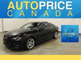 used audi a5 s line for sale and used audi a5s in toronto on carpages ca