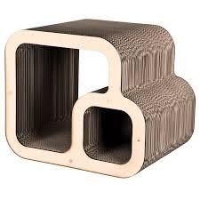 modern scratching post furniture fabulous design of cat scratcher for pet furniture