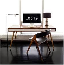 Modern Computer Desk by Cozy Mid Century Modern Computer Desk Modest Ideas Mid Century