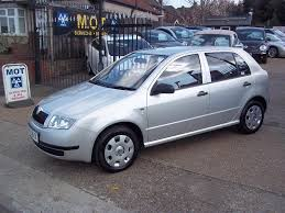 used 2003 skoda fabia 1 2 htp classic 5dr for sale in middlesex