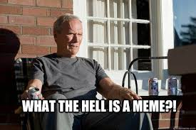 What The Hell Is A Meme - what the hell is a meme feels old man quickmeme