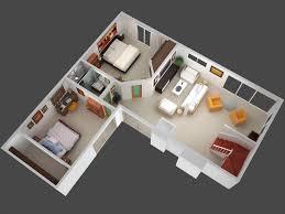 simple home design single story 3d ash999 info