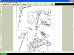 massey ferguson mf 35 tractor parts manual 340 pages m for sale