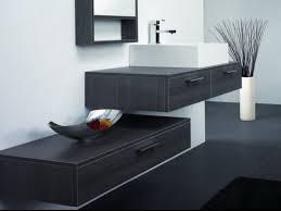 Update Bathroom Vanity Bathroom Exiting Black Finished Wooden Wall Mount Bathroom