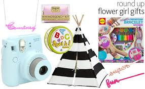 best flower girl gifts the must flower girl gift idea guide for every age