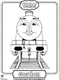 thomas train coloring pages gordon bltidm