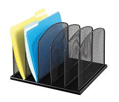 Revolving Desk Organizer by Amazon Com Safco Products 3256bl Onyx Mesh Desktop Organizer