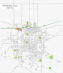 Road Map Of Illinois by Maps Welcome To Charleston Illinois