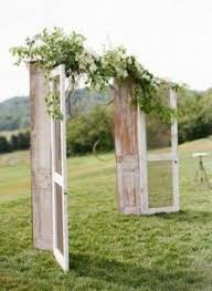 wedding backdrop doors beautiful wedding ceremony backdrop ideas