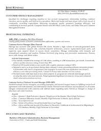 Dispatcher Resume Objective Examples by Resume Objective Example For Customer Service Template Examples