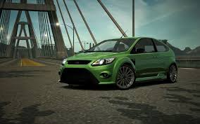 ford focus rs wiki image carrelease ford focus rs green 3 jpg nfs wiki