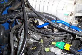how to knock sensor replacement first generation nissan xterra