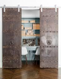 Barn Door Office by Sliding Office Doors Saudireiki